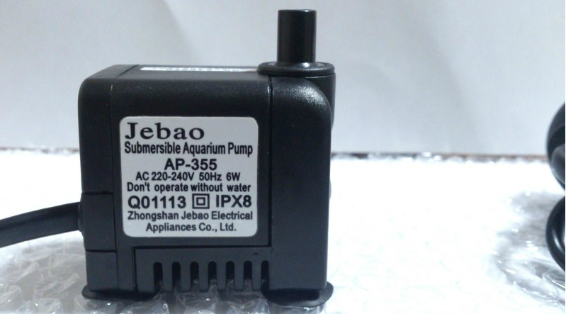 JEBAO AP-355 Adjustable Aquarium Pump